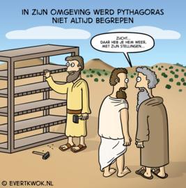 Canvas Pythagoras