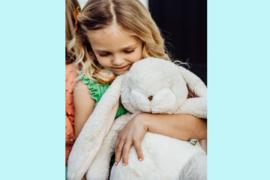 Bunnies By The Bay  knuffel Konijn extra groot