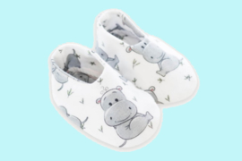 Lokitos Kids Booties Hippo