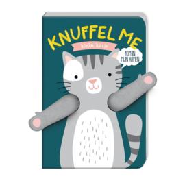 Vingerpop knuffelboek Klein katje - Image Group Holland