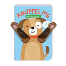 Vingerpop knuffelboek Kleine puppy - Image Group Holland