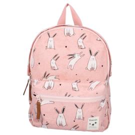 Kidzroom  kinderrugzak Dress Up Bunny