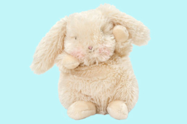Bunnies by the bay mini konijntjes creme, wit en roze