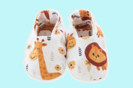 Lokitos Kids Booties Giraf
