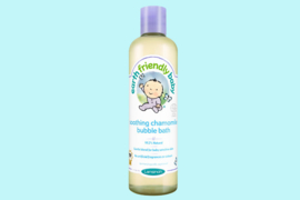 Earth Friendly Baby  baby biologische badbubbels kamille