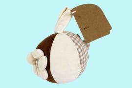 Babybuds rammelaar bal organisch katoen