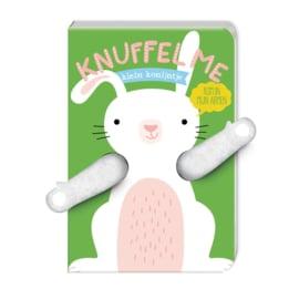 Vingerpop knuffelboek klein konijntje - Image Group Holland
