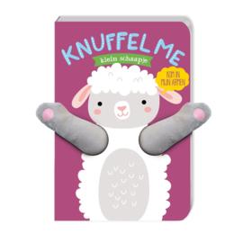 Vingerpop knuffelboek klein schaapje - Image Group Holland