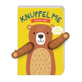 Vingerpop knuffelboek Kleine beer - Image Group Holland