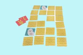 Rex London memory cards animals friends-memory kaarten met dierenvriendjes