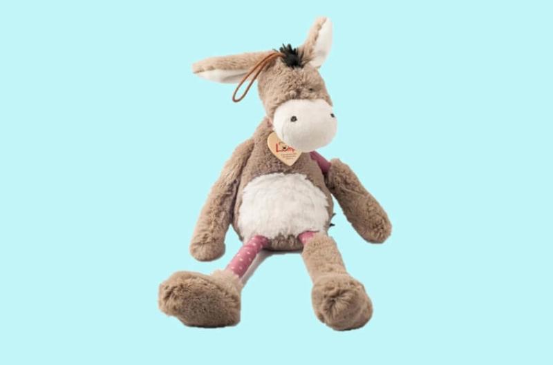 Lumpin Simon Donkey 38cm