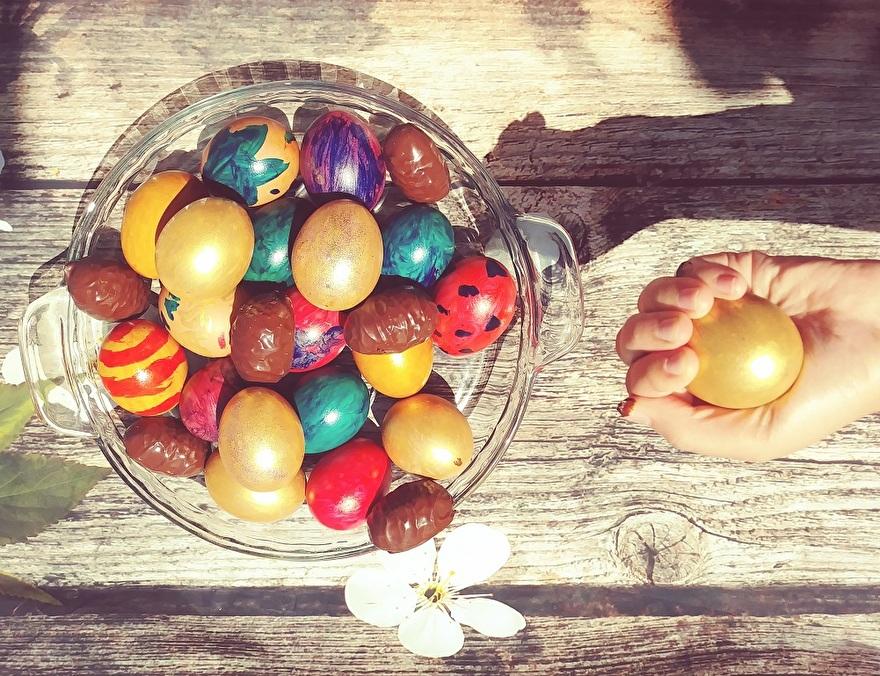 Eieren-met-Pasen