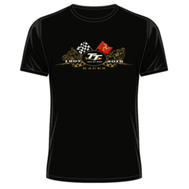Golden Bike T-Shirt TT 2019