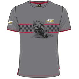 "T-Shirt ""Finish Bike"""