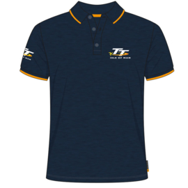 Isle of Man TT polo shirt