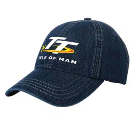 Denim Isle of Man cap