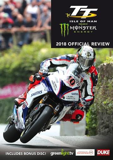 Isle of Man TT 2018 review DVD