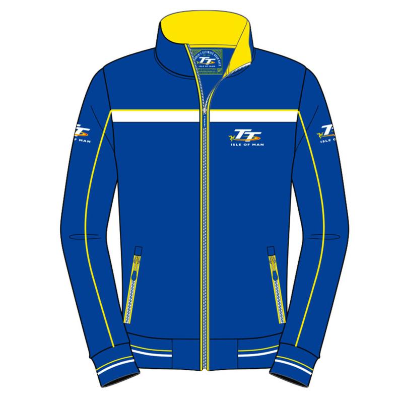 Blauwe Fleece TT 2019