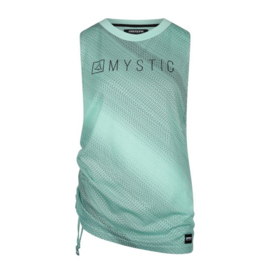 Siren Singlet Mint Green