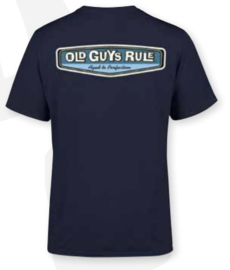 Rear View T-shirt Navy