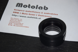 "Inlaat spruitstuk | adapter Rubber Dellorto BMW  R100 ""easy fit"""