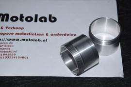 Inlaat spruitstuk | adapter SET ALU Dellorto BMW R90S R100 OEM 11121259819
