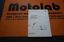 BMW Motorrad ORIGINEEL Electrische Schema's F 650 CS OEM 01990139363