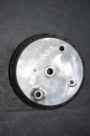 "BSA 8"" remnaaf voorwiel Plugner & Swingarm Z | B33 | M33 | A10 | Gold Star ed."