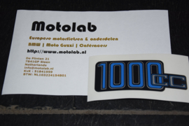 BMW R2V 1000CC Blauw/Zilver  46631235655