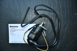 Bobine 12V Dual Coil/Twin lead incl. kabel o.a. BMW 2V R-serie  | hoge  kwaliteit
