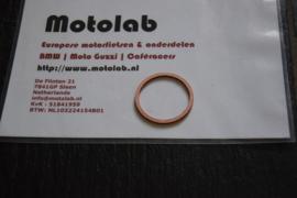 Pakking ring BSA Vuldop Prim.bak & Olietank   BSA 65-42