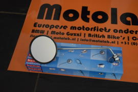 Spiegel  BUMM Chroom + beugel BMW R2v R25 - R69S Lang Links