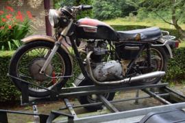 "Triumph Boneville 750cc  T140V '76 ""restauratie object"" VERKOCHT !"