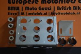 Accu houder   Bak Onderbouw Moto Guzzi Tonti gr.