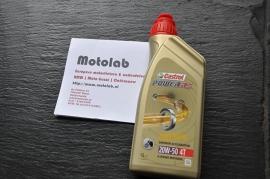 Motorolie 20W50 Castrol Power RS 1 liter o.a BMW R2V | R4V