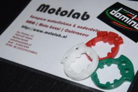 Kit met adapters voor Domino  XM2 gashandvat 97.5176.04-00