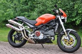 Ducati Monster S4r 2004  | 9366KM VERKOCHT!