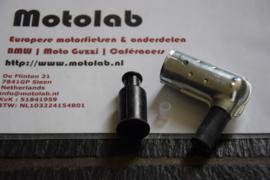 Bougiedop BERU WOA 4/14 Metaal 1 K Ohm