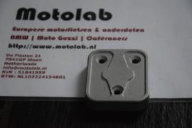Deksel vloeistofhouder ALU CNC stuur BMW R2V & K  '90> ;OEM  32721454944
