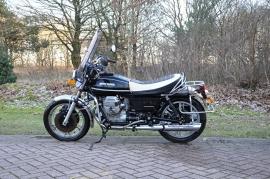Moto Guzzi '79 V1000 G5 California uitvoering VERKOCHT!