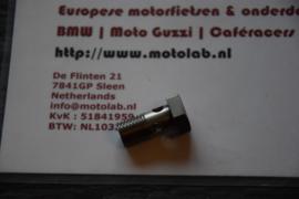 Banjo bout oliekoeler RVS BMW R2V OEM  11421338506