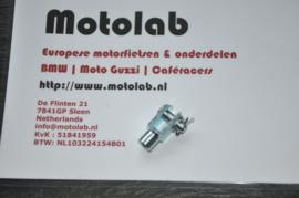 Gaffelkop M6  incl asje en splitpen