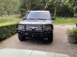 ARB Deluxe winchbumper for Discovery III type 3432150