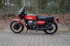 Moto Guzzi LeMans 850 II (ronde cilinders) mooi Origineel!