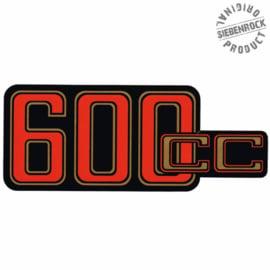 BMW R2V 600CC Rood/Goud  46631236081