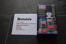 Liqui Moly motorbike performance + Fuel stabilizer | Benzine stabilisator