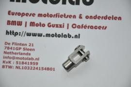Gaffelkop M6 RVS incl asje en zegerring