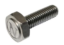 Magneet bout M6 x 1 x 24mm RVS tbv speedsensor