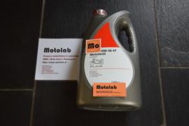 Motorolie 20W50 huismerk 4 liter o.a. BMW, Moto Guzzi, Engels