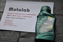 Remvloeistof DOT 5.1 250ml Eurol